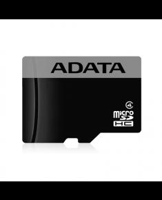 ADATA 4 GB, Micro SDHC, Flash memory class 4