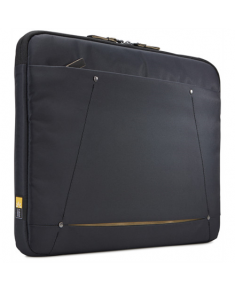 "Case Logic Deco Fits up to size 15.6 "", Black, Sleeve"