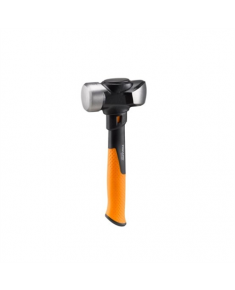"Fiskars IsoCore Club Hammer M 3 lb/11"", length 283 mm, height 53 mm"