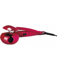 BABYLISS Hair Curler C901PE Ceramic heating system, Ion conditioning, Temperature (min) 210 °C, Temperature (max) 230 °C, Display No, 230 W, Red