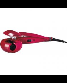 BABYLISS Hair Curler C901PE Ceramic heating system, Ion conditioning, Temperature (min) 210 °C, Temperature (max) 230 °C, Display No, 230 W, Red