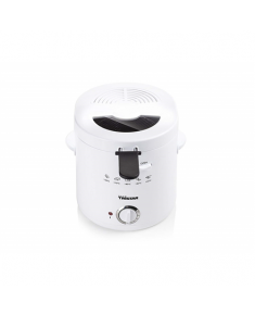 Tristar Deep Fryer FR-6941 White, 1000 W, 1.5 L