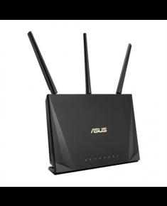 Asus Gaming Router RT-AC65P 802.11ac, 450+1300 Mbit/s, 10/100/1000 Mbit/s, Ethernet LAN (RJ-45) ports 4, MU-MiMO Yes, Antenna type 3xExternal/1xInternal, USB ports quantity 1xUSB 3.1 Gen1, Parental Control, HD streaming and online gaming, ASUS QoS, AiRadar 2.0, AiDisk, VPN Client and VPN Server