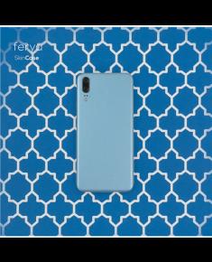 3MK Ferya SkinCase Back cover, Huawei, P20, Protective foil, Frosty Blue