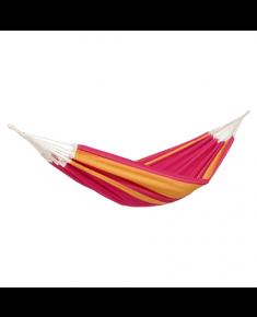 Amazonas Santana Single Hammock, 200x120 cm, 150 kg, Pink