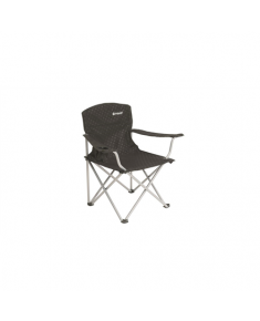 Outwell Catamarca Arm Chair 125 kg, Black