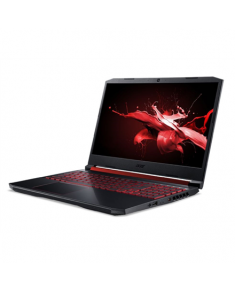 "Acer Nitro 5 AN515-54 Black, 15.6 "", IPS, Full HD, 1920 x 1080 pixels, Matt, Intel Core i5, i5-9300H, 8 GB, DDR4, SSD 256 GB, NVIDIA GeForce 1650, GDDR5, 4 GB, No ODD, Windows 10 Home, 802.11 ac/a/b/g/n, Bluetooth version 4.0, Keyboard language English, Keyboard backlit, Warranty 24 month(s), Battery warranty 12 month(s)"