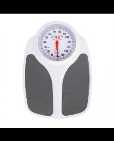 Adler Bathroom scales AD 8153 Maximum weight (capacity) 180 kg, Accuracy 1000 g, Multiple user(s), White,