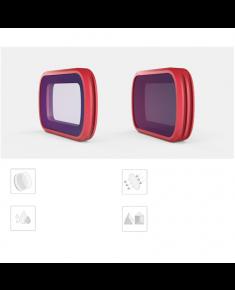 PGYTECH Filter GND SET (Professional) (ND8-GR ND16-4 ND32-8) for DJI Osmo Pocket