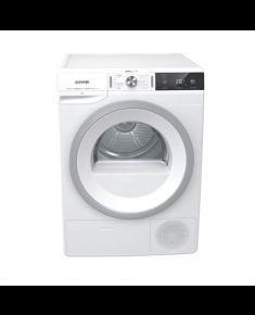 Gorenje Dryer machine DA83IL/I Heat pump, Condensation, 8 kg, Energy efficiency class A+++, Number of programs 14, White, LED, Depth 62.5 cm, Display,