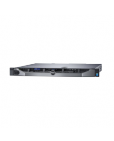 "Dell PowerEdge R230 Rack (1U), Intel Xeon, E3-1270 v6, 3.8 GHz, 8 MB, 8T, 4C, UDIMM DDR4, 2666 MHz, No RAM, No HDD, SAS, SATA, nearline SAS, Up to 4 x 3.5"", Hot-swap hard drive bays, PERC H330, Single, Cabled, Power supply 250 W, BCM5720 2x1GBE, iDRAC8 Express, Static Rails, No OS, Warranty Basic OnSite 36 month(s)"