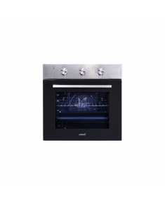 CATA ME 6206 X Built-in, 60 L, Stainless steel/ Black, AquaSmart, Mechanical, Height 60 cm, Width 60 cm, Integrated timer