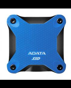 ADATA External SSD SD600Q 240 GB, USB 3.1, Blue