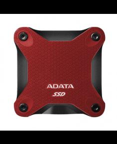 ADATA External SSD SD600Q 240 GB, USB 3.1, Red