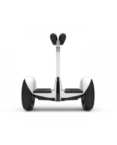"Segway 10.5 "", Ninebot S, 2x800 W, 16 km/h, White, Battery warranty: 6months."