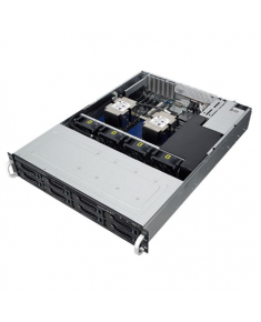 "Asus RS520-E9-RS8 Rack (2U), Intel Xeon Scalable Processor Family, RDIMM DDR4, 2666 MHz, No RAM, No HDD, Up to 8 x 2.5"" + 2 x 2.5"", Hot-swap hard drive bays, 80 PLUS Platinum, Power supply 2x800 W, Intel I350-AM2, ASUS Control Center (Classic), Warranty ARS 36 month(s)"