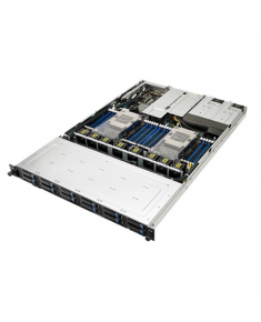 "Asus RS700-E9-RS12 Rack (1U), Intel Xeon processor Scalable family/ family with Omni-Path Architecture, RDIMM DDR4, 2666 MHz, No RAM, No HDD, Up to 12 x 2.5"", Hot-swap hard drive bays, 80 PLUS Platinum, Power supply 2x800 W, Intel I350-AM2, ASUS Control Center (Classic), Warranty ARS 36 month(s)"