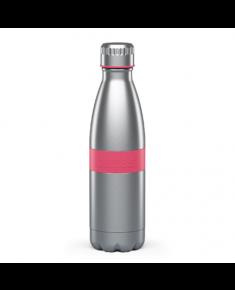 Boddels TWEE Drinking bottle Bottle, Raspberry red, Capacity 0.5 L, Yes