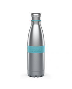 Boddels TWEE Drinking bottle Bottle, Turquoise blue, Capacity 0.5 L, Yes