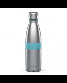 Boddels TWEE Drinking bottle Bottle, Turquoise blue, Capacity 0.5 L, Bisphenol A (BPA) free