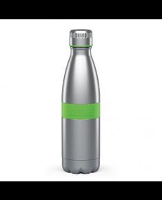 Boddels TWEE Drinking bottle Bottle, Apple green, Capacity 0.5 L, Bisphenol A (BPA) free
