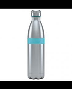 Boddels TWEE Drinking bottle Bottle, Turquoise blue, Capacity 0.8 L, Bisphenol A (BPA) free