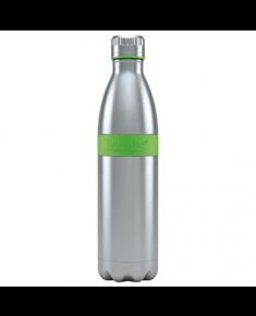 Boddels TWEE Drinking bottle Bottle, Apple green, Capacity 0.8 L, Bisphenol A (BPA) free