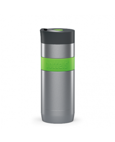 Boddels KOFFJE Travel mug Apple green, Capacity 0.37 L, Dishwasher proof, Yes