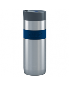 Boddels KOFFJE Travel mug, 370 ml, High-quality stainless steel, Night blue