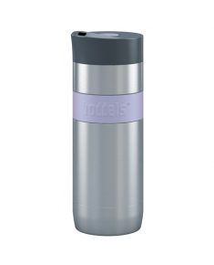Boddels KOFFJE Travel mug, 370 ml, High-quality stainless steel, Lavender blue