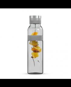Boddels SUND Glass carafe Light grey, Capacity 1.1 L, Dishwasher proof, Bisphenol A (BPA) free