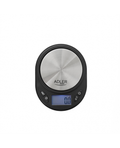 Adler Jewellery Scale AD 3162 Maximum weight (capacity) 0.75 kg, Accuracy 0.1 g, Black