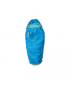 Gruezi-Bag Kids Grow Colorful Water sleeping bag, 140-180x65(45)cm