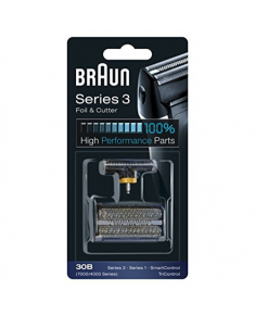 Braun Foil and Cutter Cassette Combi pack 30B