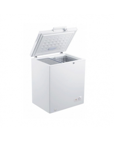 Goddess Freezer GODFTE0145WW8 Chest, Height 84.6 cm, Total net capacity 145 L, A+, Freezer number of shelves/baskets 1, White, Free standing