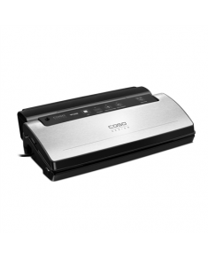 Caso Bar Vacuum sealer VC250 Power 120 W, Temperature control, Stainless steel