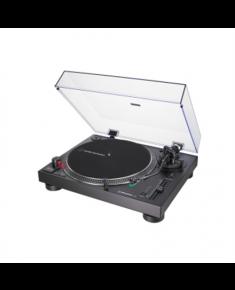 Audio Technica AT-LP120XUSB Turntable, Direct-Drive (Analog & USB), Black