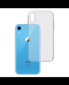 3MK Clear Case Back cover, Apple, iPhone XR, TPU, Transparent
