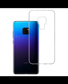 3MK Clear Case Back cover, Huawei, Mate 20, TPU, Transparent