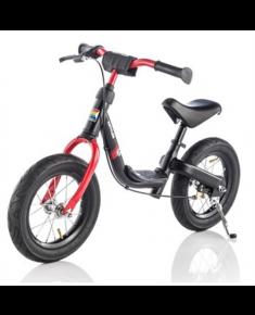 """Kettler Balance bike KETTLER RUN AIR 12.5'' SKO Balance bike, 12.5 """", Black, red"""