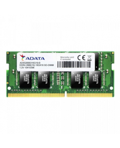 ADATA 8 GB, DDR4, 2666 MHz, Notebook, Registered No