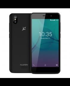 "Allview P10 Mini 5.0 "", Micro SD, IPS LCD, Black, 8.1, Dual SIM, Micro SIM, Android, Cortex-A53 Quad-core, 720 x 1280 pixels, 2400 mAh, Internal RAM 1 GB, 8 GB, Main camera 8 MP, Secondary camera 2 MP, 3G, 4G"