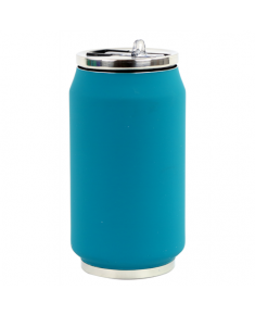 Yoko Design Soft Touch 1711 Isotherm tin can, Duck, Capacity 0.28 L