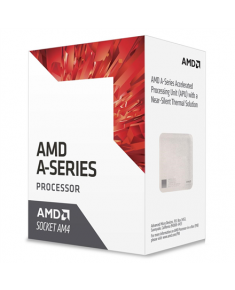 AMD A8-9600, 3100 GHz, AM4, Processor threads 4, Packing Retail, Processor cores 4, Component for Desktop