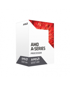 AMD AMD A6-Series 3.5 GHz, AM4, Processor threads 2, Packing Retail, Processor cores 2, Component for Desktop