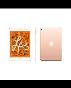 "Apple iPad Mini 7.9 "", Gold, Retina display, 2048x1536 pixels, A12 Bionic chip with 64‑bit architecture; Neural Engine; Embedded M12 coprocessor;, 256 GB, Wi-Fi, 4G, Front camera, 7 MP, Rear camera, 8 MP, Bluetooth, 5.0, iOS, 12"