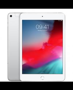 "Apple iPad Mini 7.9 "", Silver, Retina display, 2048x1536 pixels, A12 Bionic chip with 64‑bit architecture; Neural Engine; Embedded M12 coprocessor;, 64 GB, Wi-Fi, 4G, Front camera, 7 MP, Rear camera, 8 MP, Bluetooth, 5.0, iOS, 12"