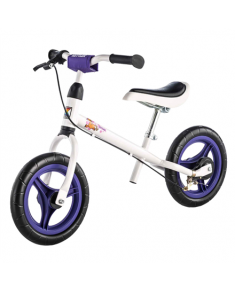 "Kettler Balance bike KETTLER SPEEDY 12.5'' PABLO lily SKO Balance bike, 12.5 "", Lily, white"