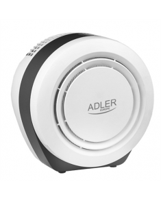 Adler AD 7961 White, Suitable for rooms up to 20 m², 45 W