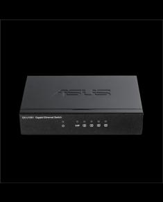 Asus Switch GX-U1051 Unmanaged, Desktop, 1 Gbps (RJ-45) ports quantity 5, Power supply type Single